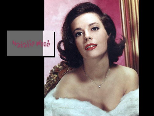 Natalie Wood wallpaper probably with a portrait and skin entitled Natalie Wood