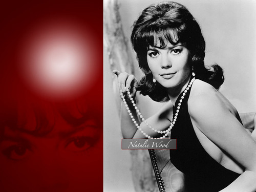 Natalie Wood wallpaper probably containing a portrait entitled Natalie Wood