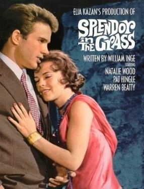 Natalie in Splendor in te gras, grass