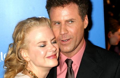 Nicole Kidman and Will Ferrell