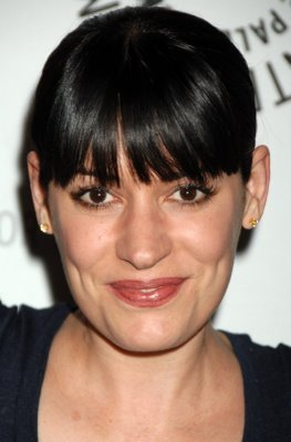 Paget Brewster wallpaper probably with a portrait entitled Paget