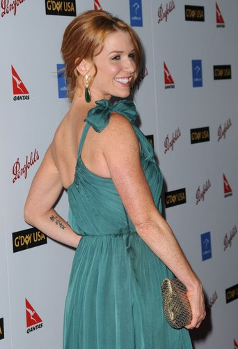 apiun, poppy Montgomery @ G'Day USA Australia Week 2009 Gala