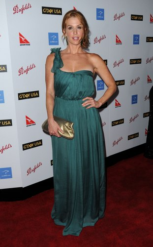 poppy Montgomery @ G'Day USA Australia Week 2009 Gala