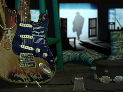 SRV: Life By The Drop