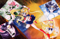 Sailor Moon & Senshi