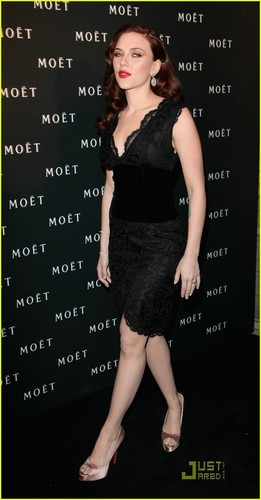 Scarlett @ Moet and Chandon Party