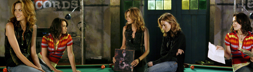 Season 5- Peyton Sawyer