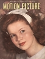 Shirley on the Cover of Motion Picture