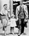 Shirley with Carole Lombard and Gary Cooper - shirley-temple photo