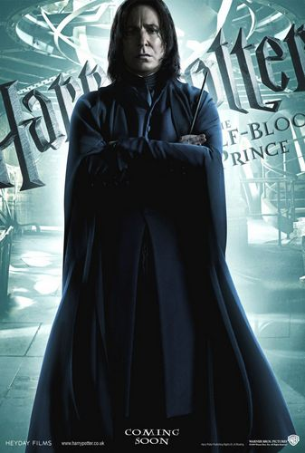 Snape in HBP! (HQ)