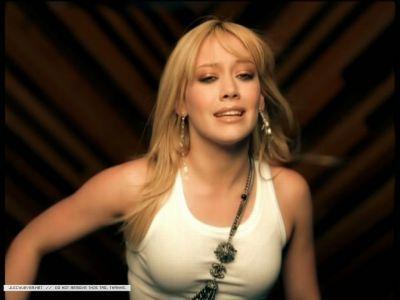 So Yesterday screencap... Hilary Duff Metamorphosis