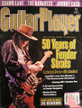 SRV - Guitar Player cover - stevie-ray-vaughan fan art