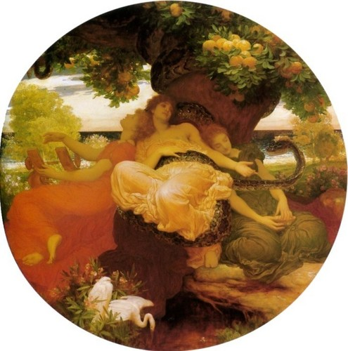 The Garden Of The Hesperides