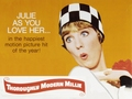 Thoroughly Modern Millie - julie-andrews wallpaper