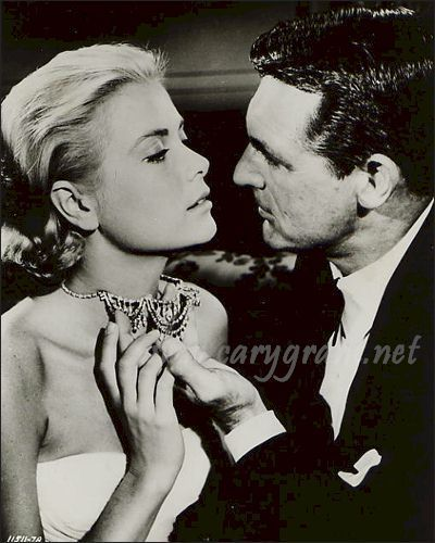 To Catch a Thief,Cary Grant and Grace Kelly