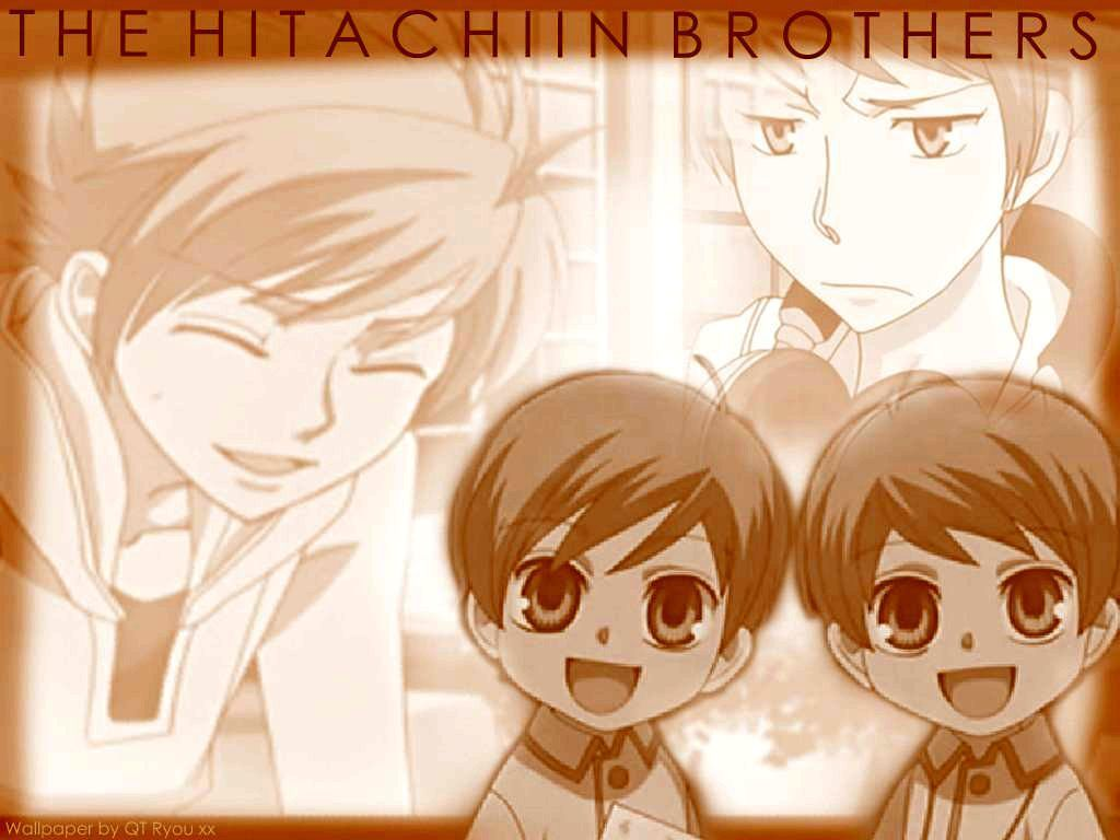 twins ouran high school host club wallpaper 5145360