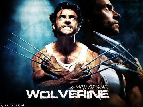 X Men Origins Wolverine Wallpaper Entitled WOLVERINE
