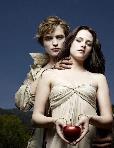 bella and edward like adam and eva(my opinion)