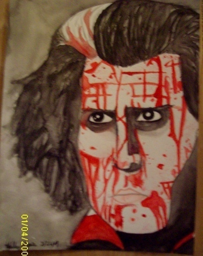 my Sweeney Todd painting