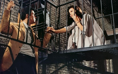 natalie in the west side story