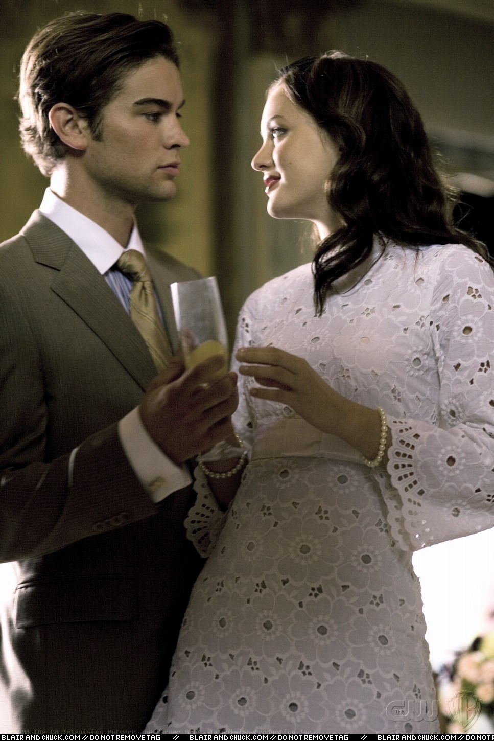 Gossip Girl nate and blair-HQ