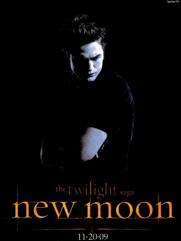 new moon- Edward Cullen