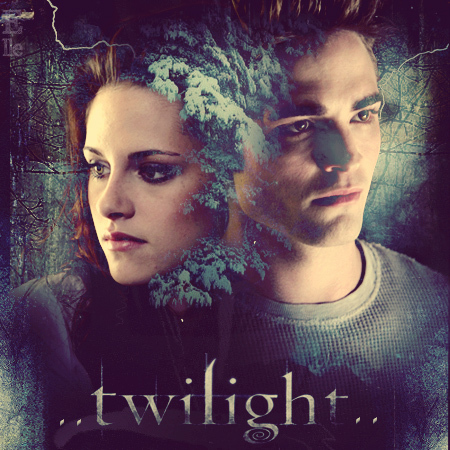 Twilight Series wallpaper containing a portrait entitled ..Twilight..