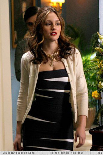 Blair Waldorf wallpaper possibly with tights, a leotard, and a playsuit called 2x19 The Grandfather episode stills