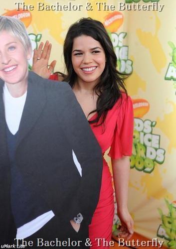 America at Kids Choice Awards