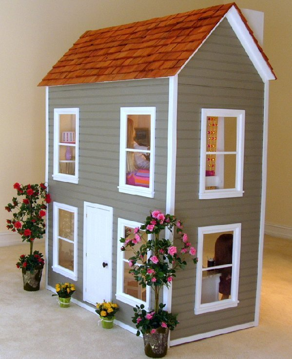 Free fashion doll house plans - Home design and style