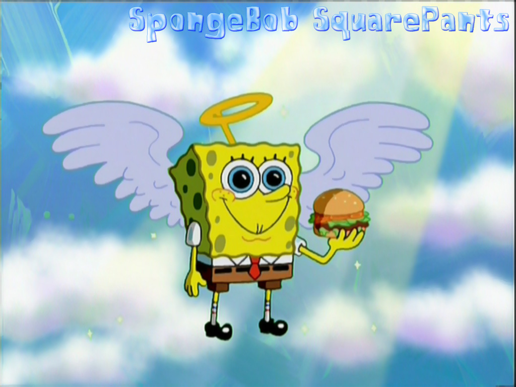 Spongebob squarepants angel bob