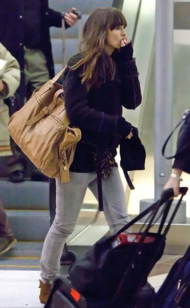 Arriving at the Regina International Airport