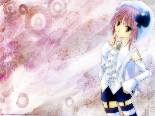 Artistic Flare - amu-hinamori Wallpaper