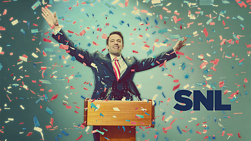 Ben Affleck Hosts SNL: 11/01/2008