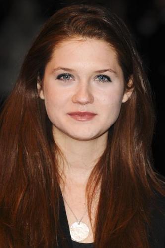 Bonnie Wright - Ginny Weasley
