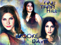 Brooke Davis / Sophia Bush - brooke-davis wallpaper
