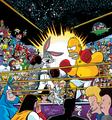 Bugs vs Homer