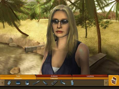CSI Miami game > Calleigh