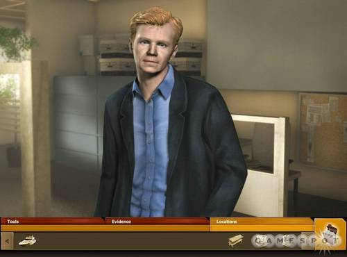 CSI Miami game > Lt. H Caine
