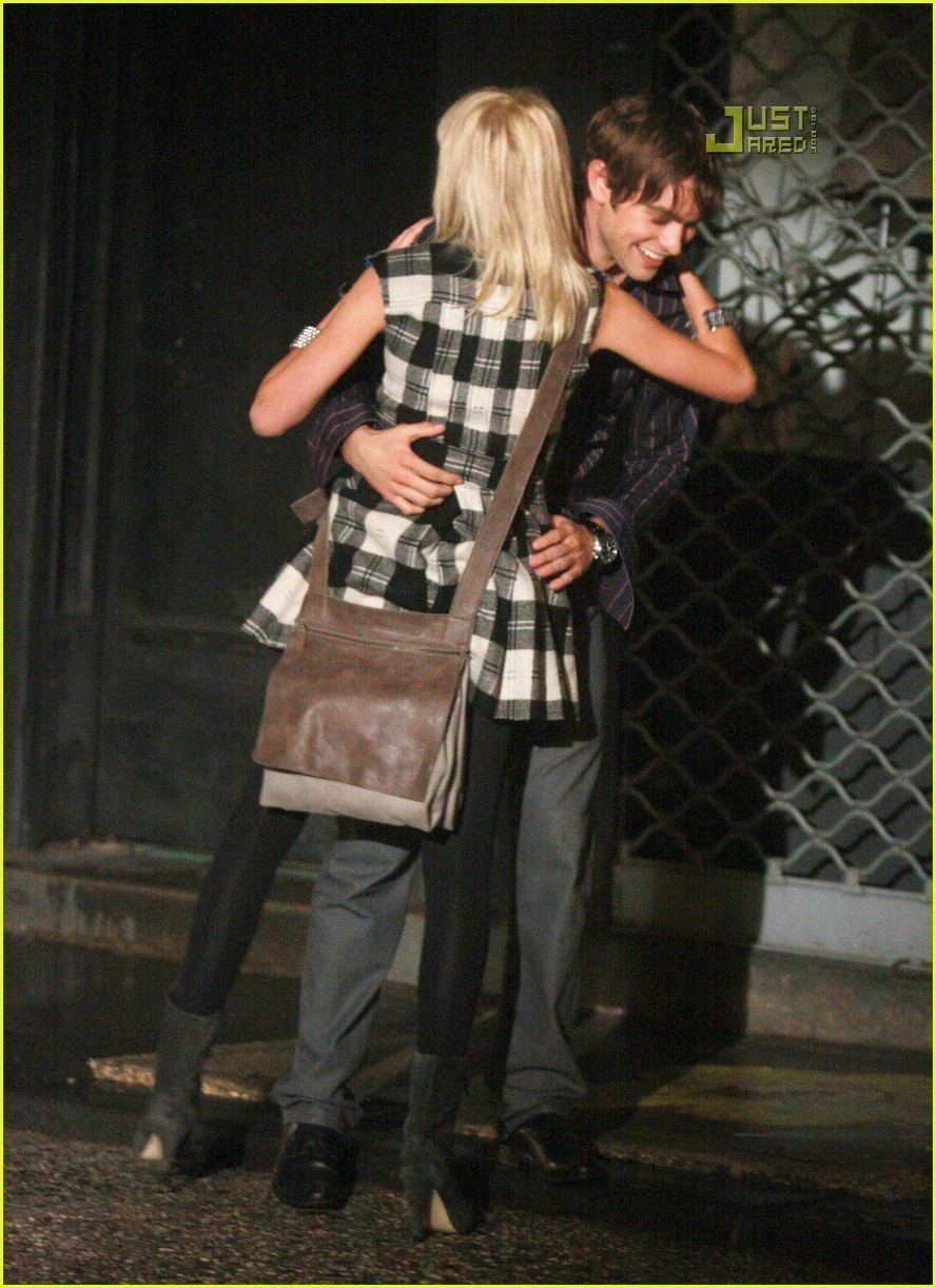 Chace Crawford And Taylor Momsen images Chace and Taylor ...