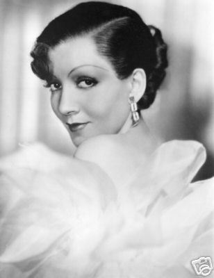Filem Klasik kertas dinding entitled Claudette Colbert