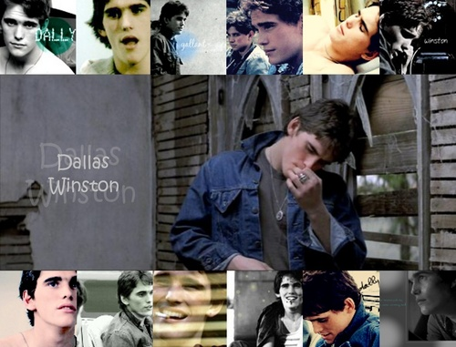 Dallas Winston - the-outsiders Photo