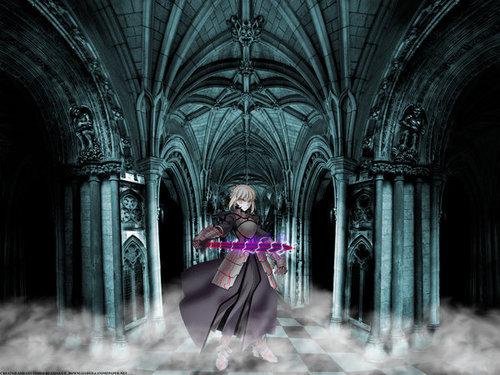 Dark Caliburn's power