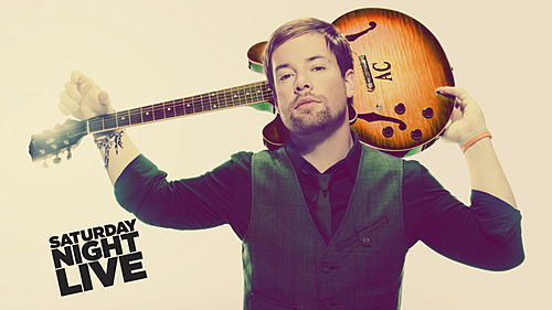 David Cook is SNL's Musical Guest: 11/01/2008