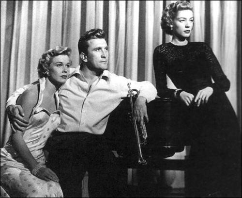 Day, Douglas and Bacall