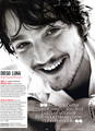 Diego in Teen Vogue (October 2004) - diego-luna photo