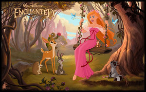 disney fairytales club wallpaper probably with a stained glass window and animê titled Diseny's fairytale Club