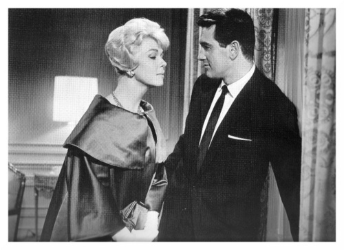 Doris día and rock Hudson