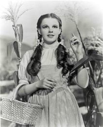 Le Magicien d'Oz fond d'écran entitled Dorothy
