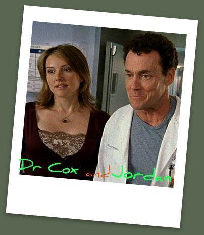Dr Cox and Jordan